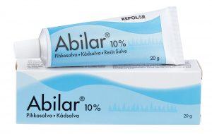 Abilar® 10% Resin Salve